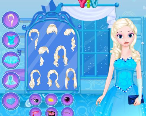 Elsa hajszalonja