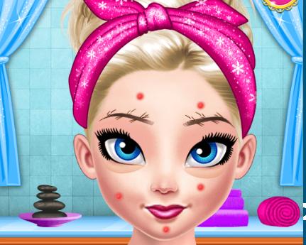 Elsa szépségversenyen