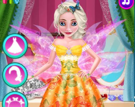 Elsa pillangós álma