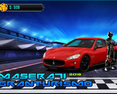 Maserati autóverseny
