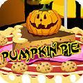 Süss Halloween sütőtök pitét