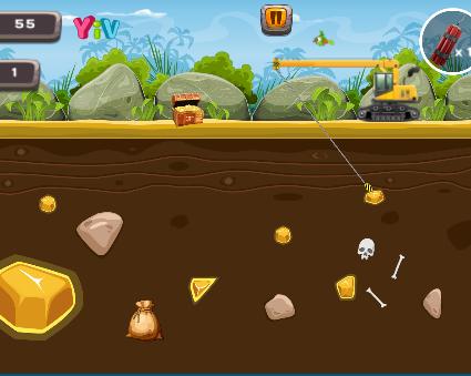 Arany bányász