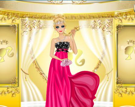 Barbi hercegnő bálja