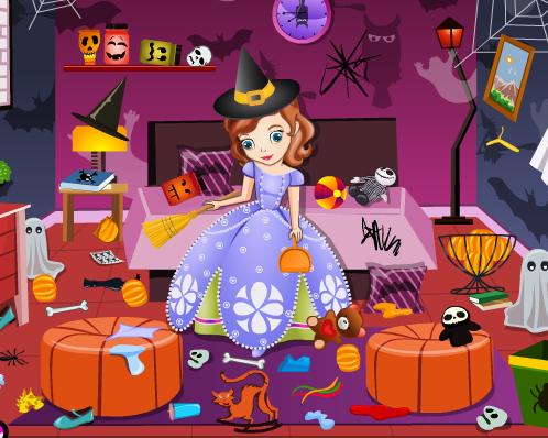 Szófia hercegnő Halloween ünnepe