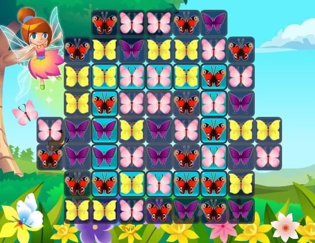 Pillangó leszedős