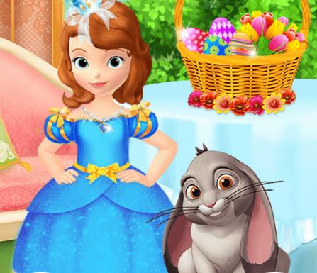 Sofia hercegnő húsvétja